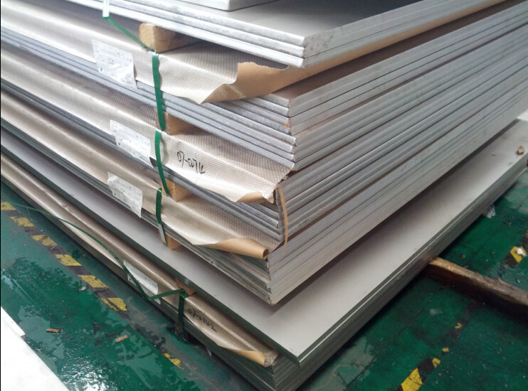 Thick Hot Rolled Stainless Steel Plate Heat / Corrosion Resistant 310S 309S 2205